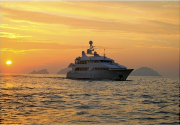Image for article Capri to Corsica: Chartering for success