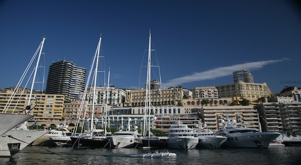Image for article What to expect at this year's Monaco Yacht Show
