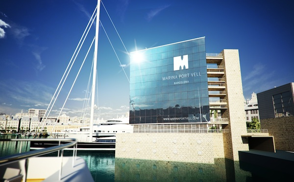 Image for article Marina Port Vell in bloom