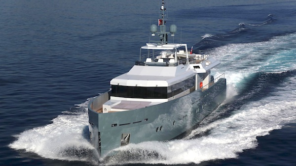 Image for article Tansu lands new order, puts his own yacht on hold