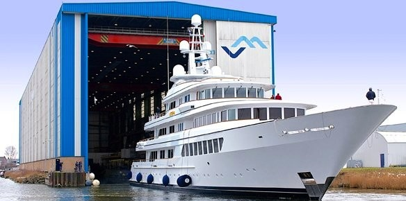 Image for article Why Cecil Wright loves Feadship