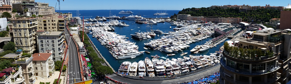 Image for article The home of superyachts