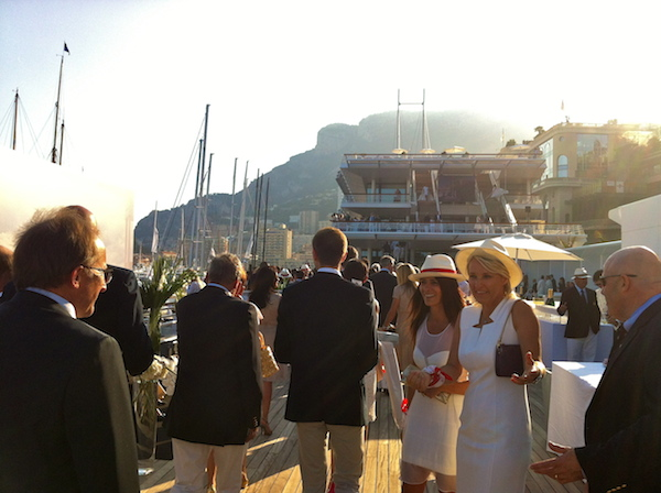 Image for article Opening the new Yacht Club de Monaco