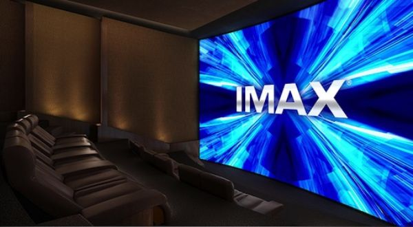 Image for IMAX on your yacht. Why not?