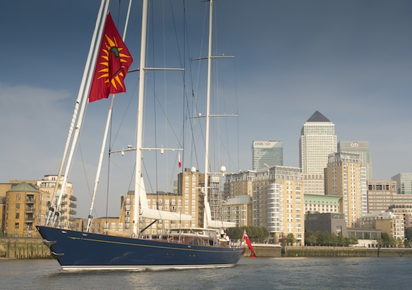 Image for article Superyachting in London